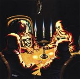 COMPAGNI DI BAAL - I Compagni di Baal (2012 - Jolly Roger / ITA) (LP)
