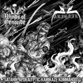 Abigail & Winds of Genocide - Satanik Apokalyptic Kamikaze Kommandos