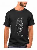 Camiseta - GATO - Masculina