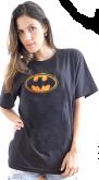 camiseta Batman - Simbolo clássico