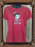 BRECHÓ/Camiseta Vermelha