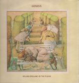 LP 12 - Genesis – Selling England By The Pound
