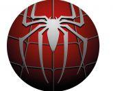 Papel Arroz Homem Aranha Redondo 006 1un