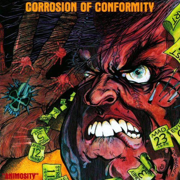 CD Corrosion Of Conformity – Animosity