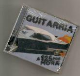 CD - Guitarria - A 125 Por Hora