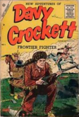 New Adventures of Davy Crockett nº1 (e-comic book)