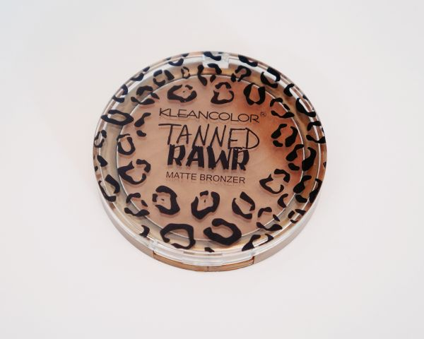 Bronzer matte Tanned Rawr Thaiti Kleancolor
