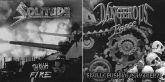 EP 7 - Dangerous Force / Solitude- Skullcrushing Savagery / Thrash Fire (Split)