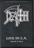 DVD - Death – Live In L.A. (Death & Raw)