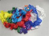 Fitas da boca multicolor  (importadas), papel  #911