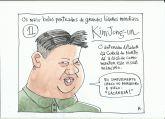 OS MAIS BELOS PENTEADOS/ KIM JONG-UN - OBRA RESERVADA