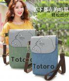 Bolsa de Ombro Totoro