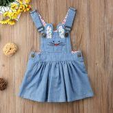 Jardineira Bunny