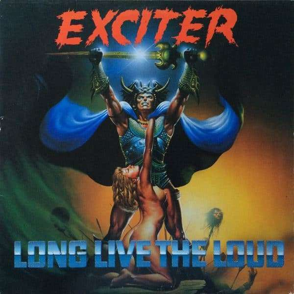 Exciter – Long Live The Loud - CD