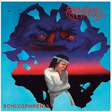 CD - Sepultura – Schizophrenia Slipcase