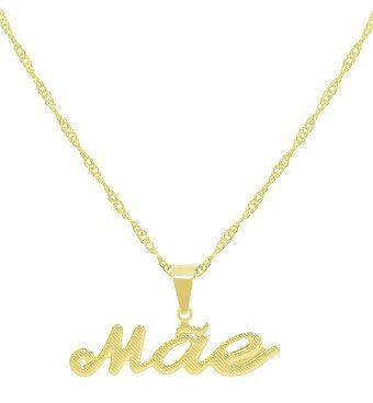 02-Gargantilha folheada a ouro Código: G1195