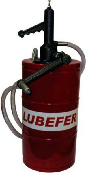 Bomba manual para troca de óleo 14 lts (508A)