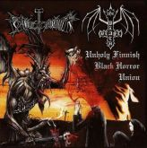 BLACK BEAST / BLOODHAMMER - split CD