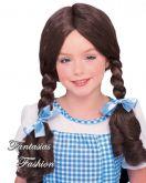 Peruca Dorothy Infantil FF3800