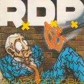 LP  - Ratos de Porão - Anarkophobia