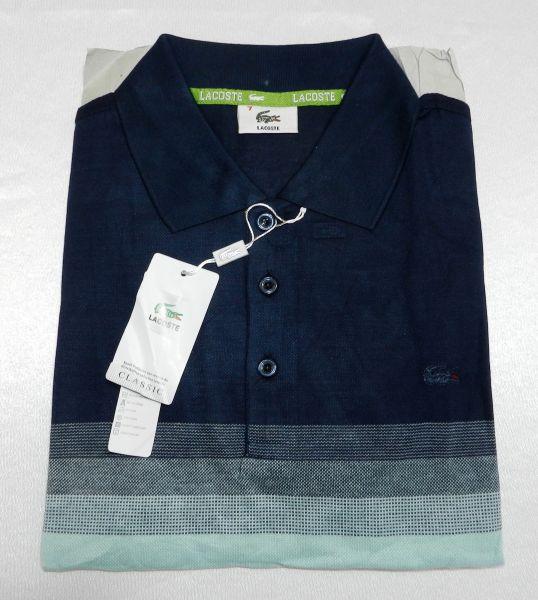4af89cbf6042f Camisa Polo Lacoste Masculina degrade - Mix Moda