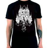 DEATH WORSHIP - Extermination Mass - Official Shirt - SMALL