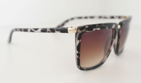 29370175c207f Óculos de sol feminino Máscara Gucci Inspired - Daf Store
