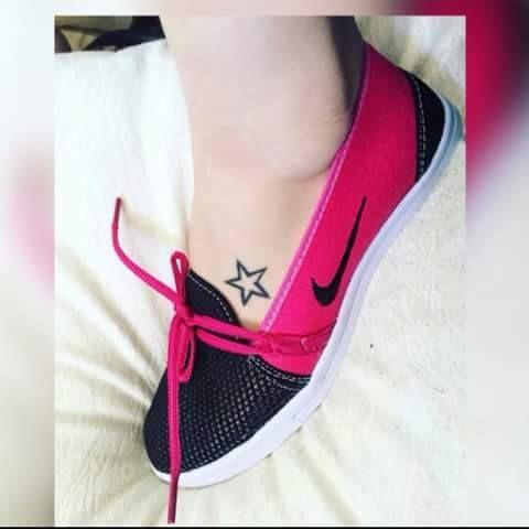 2a815de0c04 Sapatilha Nike 2016 Cor  Rosa - Preto - Diva Fashion store