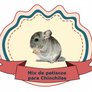 Mix de Petiscos para Chinchilas