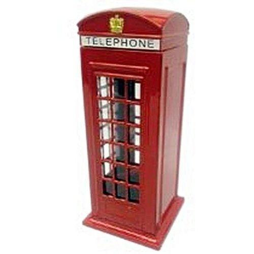 Apontador Cabine Telefônica Londrina Lápis Londres Retrô