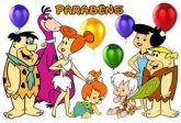 Papel Arroz Flintstones A4 001 1un
