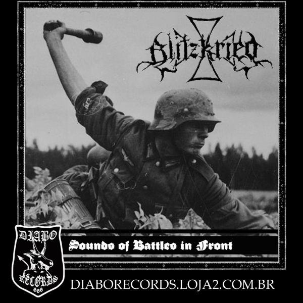 BLITZKRIEG - SOUNDS OF BATTLES IN FRONT