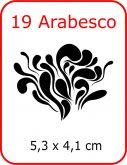 Arabesco 19