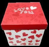 Caixa Surpresa Love You 1un