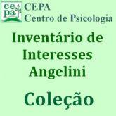 33.00 - Inventário de Interesses Profissionais ANGELINI - Coleção