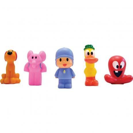 Miniaturas Pocoyo Fantoches