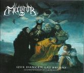 CD Ejecutor - Que Dancen Las Brujas (Digipack Duplo)