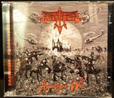 GOATPENIS - Apocalypse War  - CD+DVD