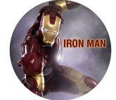 Papel Arroz Homem Homem de Ferro 005 1un