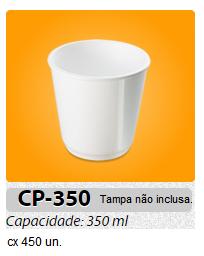 COPO DE ISOPOR MEIWA 350 ML