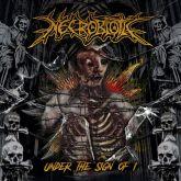 CD Necrobiotic & Nauseous Surgery- Split com Slipcase