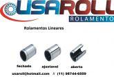 ROLAMENTO LINEAR - LM6UU = 6x12x19