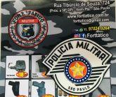 EMBORRACHADO BRASAO POLICIA MILITAR
