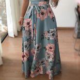 Vestido Longo Denise Cod 3352