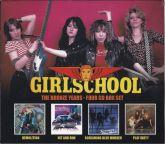 Box - Girlschool – The Bronze Years