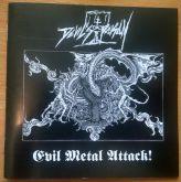 DEVIL'S POISON - Evil Metal Attack! - CD