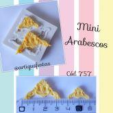 Mini Arabescos (Quinas)