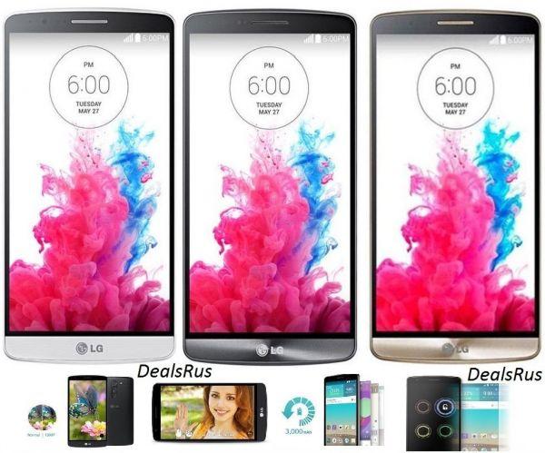 67109aa11f2 Lg G3 Stylus d690 Dual Sim-Desbloqueado De Fábrica - 5,5 Pol Smartphone