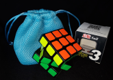 Combo Cubo Mágico QiYi + Bolsinha