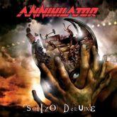 CD Annihilator - Schizo Deluxe